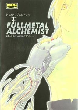 FULLMETAL ALCHEMIST ART BOOK # 01