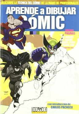 APRENDE A DIBUJAR COMICS # 02
