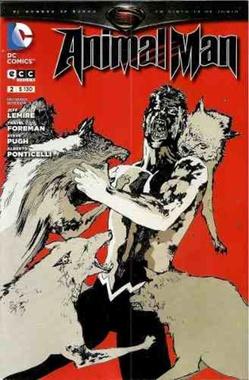 ANIMAL MAN # 02