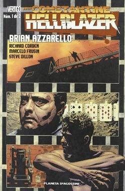 HELLBLAZER DE BRIAN AZZARELLO # 01 DE 02