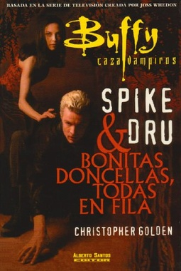 BUFFY & DRU B ONITAS DONCELLAS, TODAS EN FILA