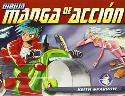 DIBUJA MANGA DE ACCION
