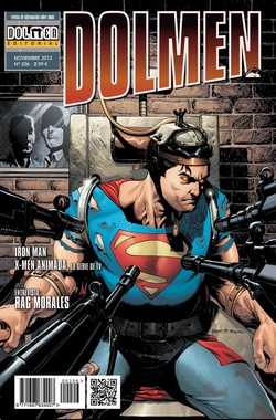 DOLMEN # 206 SUPERMAN