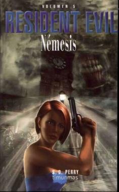 RESIDENT EVIL # 05 NEMESIS