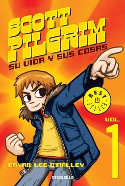 SCOTT PILGRIM # 01 SU VIDA Y SUS COSAS