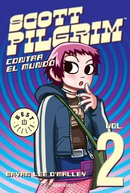 SCOTT PILGRIM # 02 CONTRA EL MUNDO