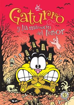 GATURRO # 02 Y LA MANSION DEL TERROR