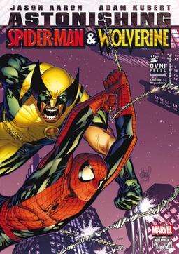 ASTONISHING SPIDERMAN & WOLVERINE # 01