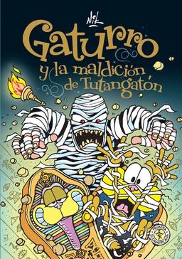 GATURRO # 03 Y LA MALDICION DE TUTANGATON