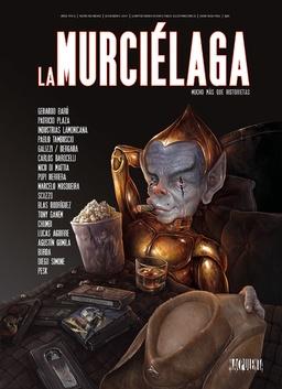 LA MURCIELAGA # 08
