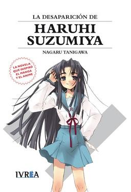 HARUHI SUZUMIYA NOV.# 04 LA DESAPARICION DE
