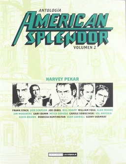 ANTOLOGIA AMERICAN SPLENDOR # 02
