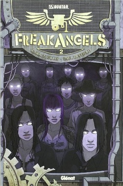 FREAK ANGELS # 02