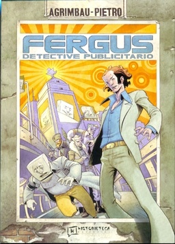 FERGUS DETECTIVE PUBLICITARIO