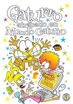 GATURRO # 08 ATRAPADO EN MUNDO GATURRO