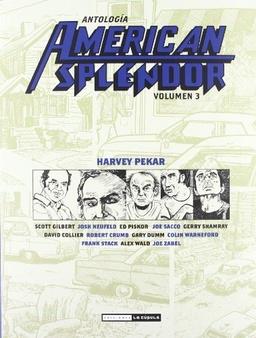ANTOLOGIA AMERICAN SPLENDOR # 03
