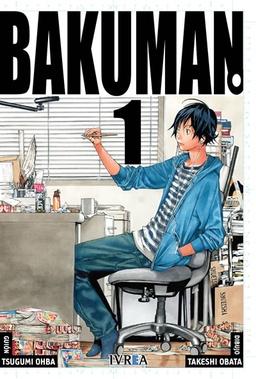 BAKUMAN # 01 (ED. IVREA)(REEDICION)