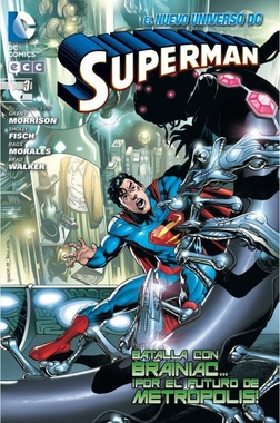 SUPERMAN # 03 (ECC SUDAMERICA)