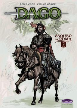 DAGO SAQUEO EN ROMA # 02 DE 03