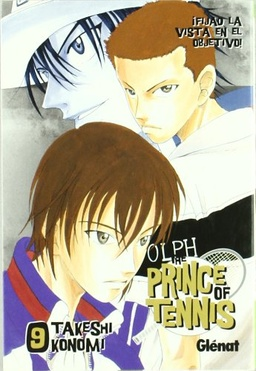 THE PRINCE OF TENNIS # 09