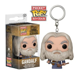FUNKO POP! KEYCHAIN LORD OF THE RINGS GANDALF