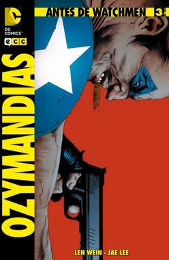 ANTES DE WATCHMEN OZYMANDIAS # 03 DE 06