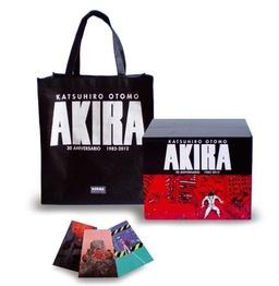 AKIRA BOX SET 30 ANIVERSARIO