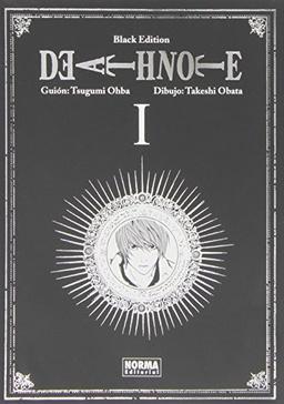 DEATH NOTE BLACK EDITION # 01