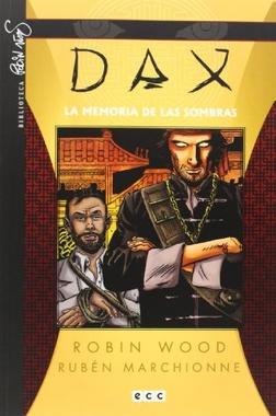 DAX # 03: LA MEMORIA DE LAS SOMBRAS