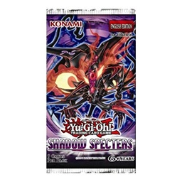 YGO BOOSTER X 9 - SHADOW SPECTERS