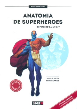 ANATOMIA DE SUPERHEROES
