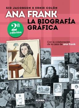 ANA FRANK LA BIOGRAFIA GRAFICA