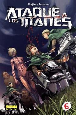 ATAQUE A LOS TITANES # 06