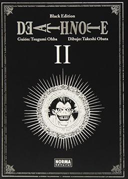 DEATH NOTE BLACK EDITION # 02