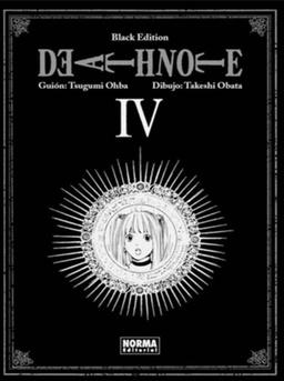 DEATH NOTE BLACK EDITION # 04