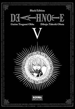 DEATH NOTE BLACK EDITION # 05