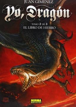 YO DRAGON # 02 EL LIBRO DE HIERRO