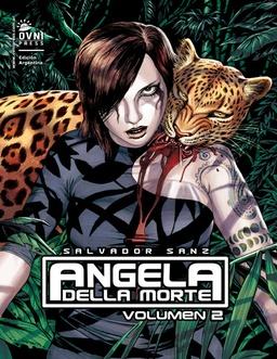 ANGELA DELLA MORTE # 02