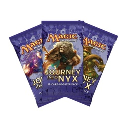 MAGIC BOOSTER X 15 - TRAVESIA HACIA NYX