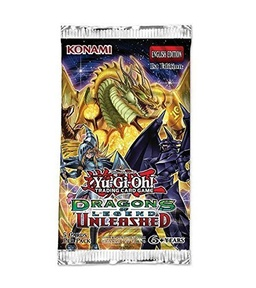 YGO BOOSTER X 5 - DRAGON OF LEGENDS UNLEASHED