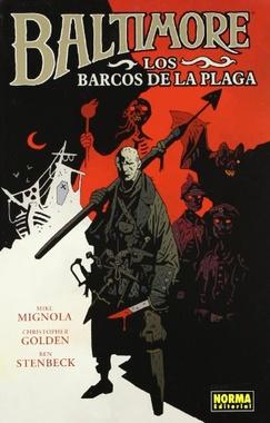 BALTIMORE # 01  LOS BARCOS DE LA PLAGA