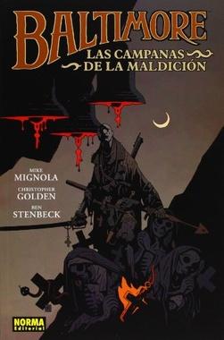 BALTIMORE # 02 LAS CAMPANAS DE LA MALDICION