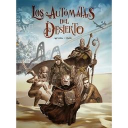 LOS AUTOMATAS DEL DESIERTO