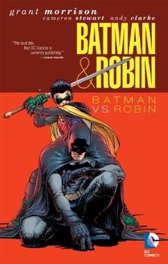 BATMAN & ROBIN VOL. 2 BATMAN VS ROBIN