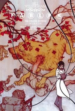 FABLES THE DELUXE EDITION BOOK 4