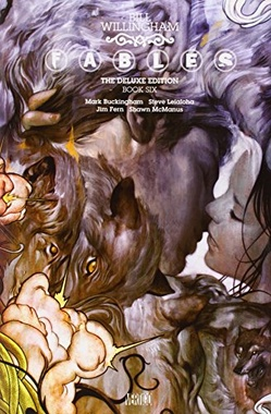 FABLES THE DELUXE EDITION BOOK 6