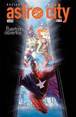 ASTRO CITY # 09 PUERTAS ABIERTAS