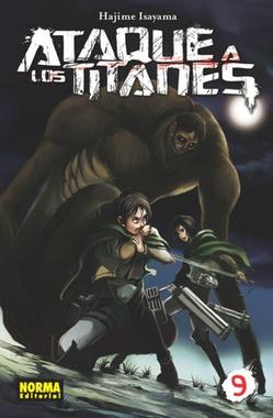 ATAQUE A LOS TITANES # 09