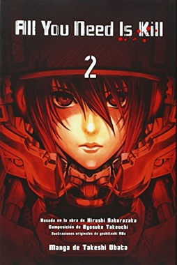 ALL YOU NEED IS KILL # 02