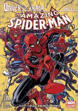 AMAZING SPIDERMAN # 02 UNIVERSO ARAÑA PARTE 01